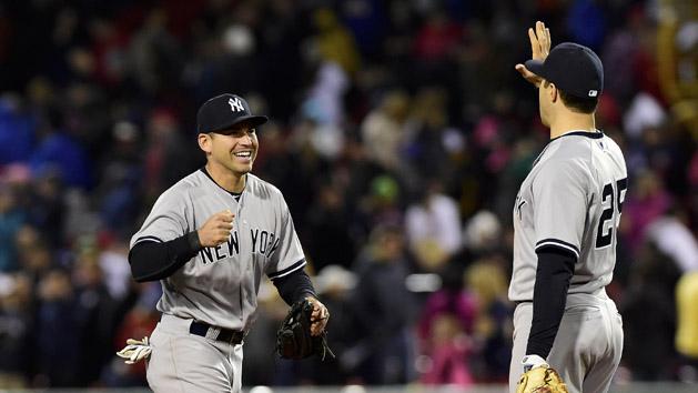 Yankees' Ellsbury placed on DL with knee injury