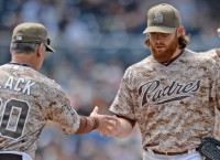 Padres concerned about their pitching