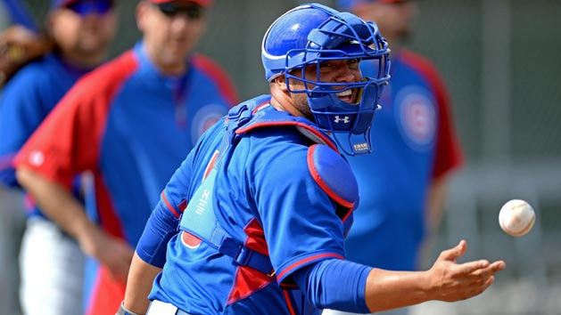 Cubs ship C Castillo to Mariners
