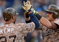 Padres demote INF Middlebrooks