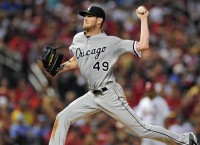 Sale ties 16-year-old record as Sox end Cards' streak