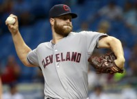 Anderson 'a horse out there' for Indians