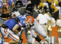 Missouri DL Brantley seriously hurt in crash
