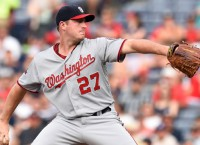 Nationals beat Braves again, extend lead in East