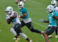 Miller wants to carry more of Dolphins' rushing load
