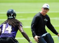 New Ravens OC Trestman off to active start