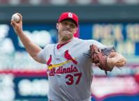 Cardinals put RHP Belisle on DL