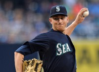 Rookie Montgomery throws one-hitter in Mariners win