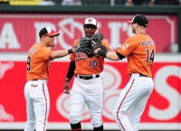 Orioles take two from Tribe, stay hot