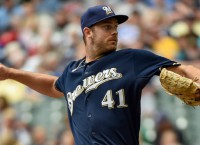 Jungmann continues to make progress for Brewers