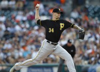 Burnett, Walker lead Pirates to win over Tigers