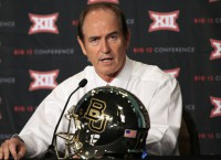 Big 12 Notes: Bears seeking respect; Gray's year?
