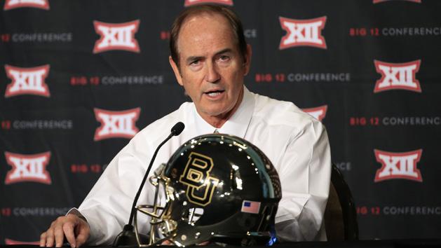 Big 12 Notes: Bears seeking respect; Gray's year?