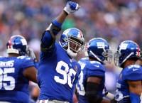 Giants' GM mulls loss of Pierre-Paul