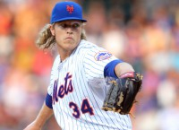 Syndergaard dominates Padres lineup in 4-0 win