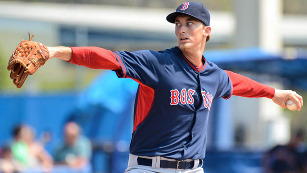 Red Sox lefty Owens to debut at Yankee Stadium